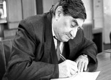Xalq şairi Qabil - Xatirə gecəsi