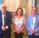 Marta Qalindo Penya Azərbaycan Yazıçılar Birliyini  ziyarət etdi